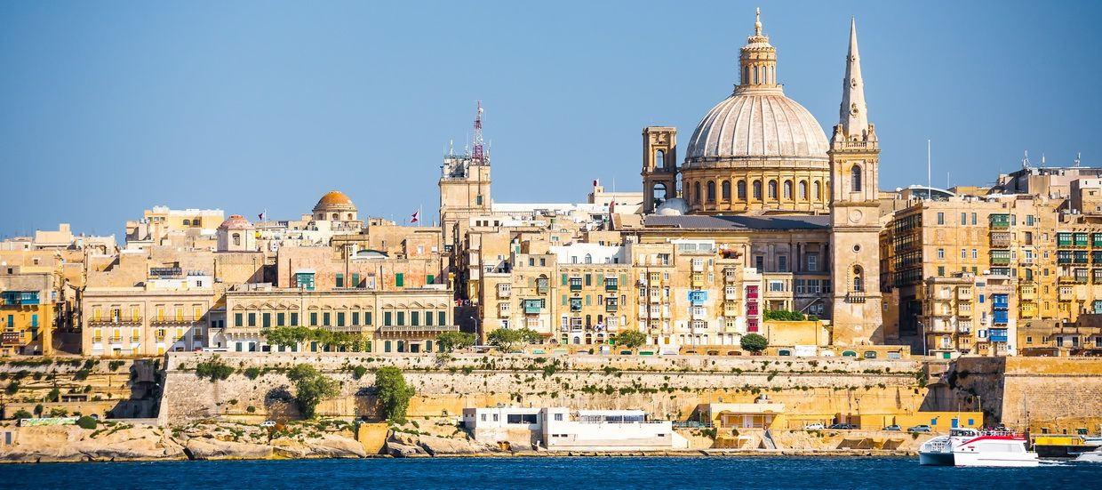 Services to Malta & Cyprus